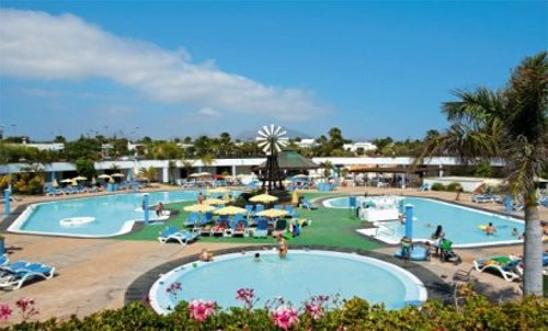 Lanzasur Splash Resort Playa Blanca Stein Travel
